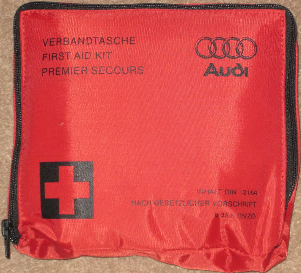 First Aid Kit Front